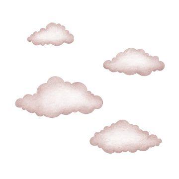 Seinätarrat, Clouds pink
