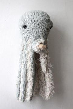 Small GrandMa Octopus