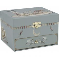 Treasure box, Blue