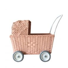 Nukenvaunut Strolley - Rose