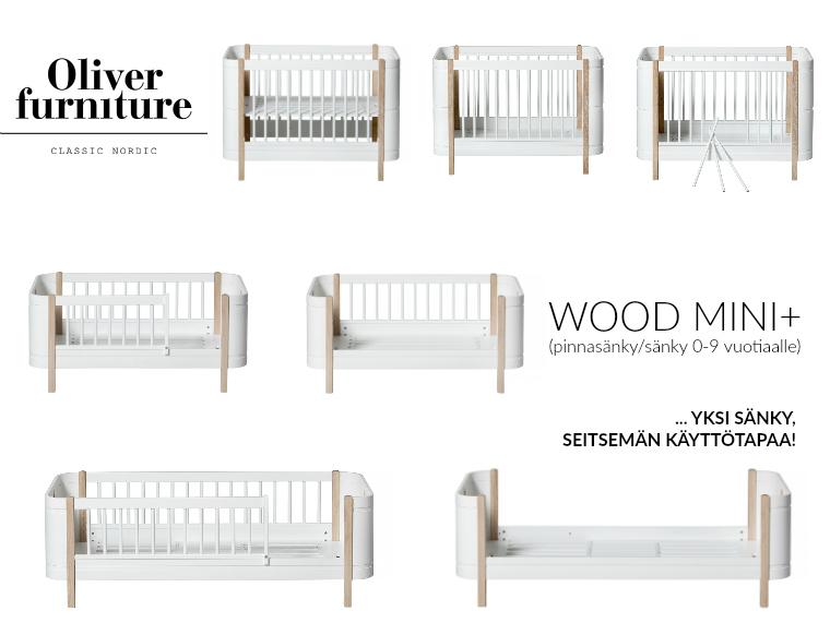 Wood mini+
